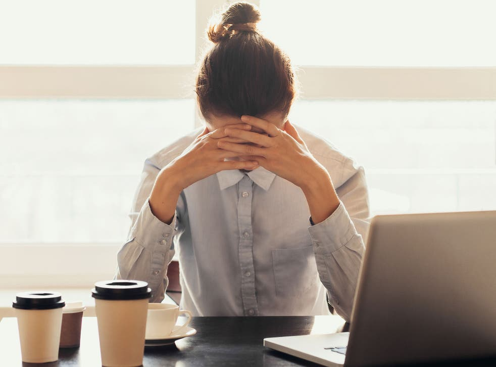 More than half of young people surveyed named 'being put on the spot' as a primary cause of work anxiety
