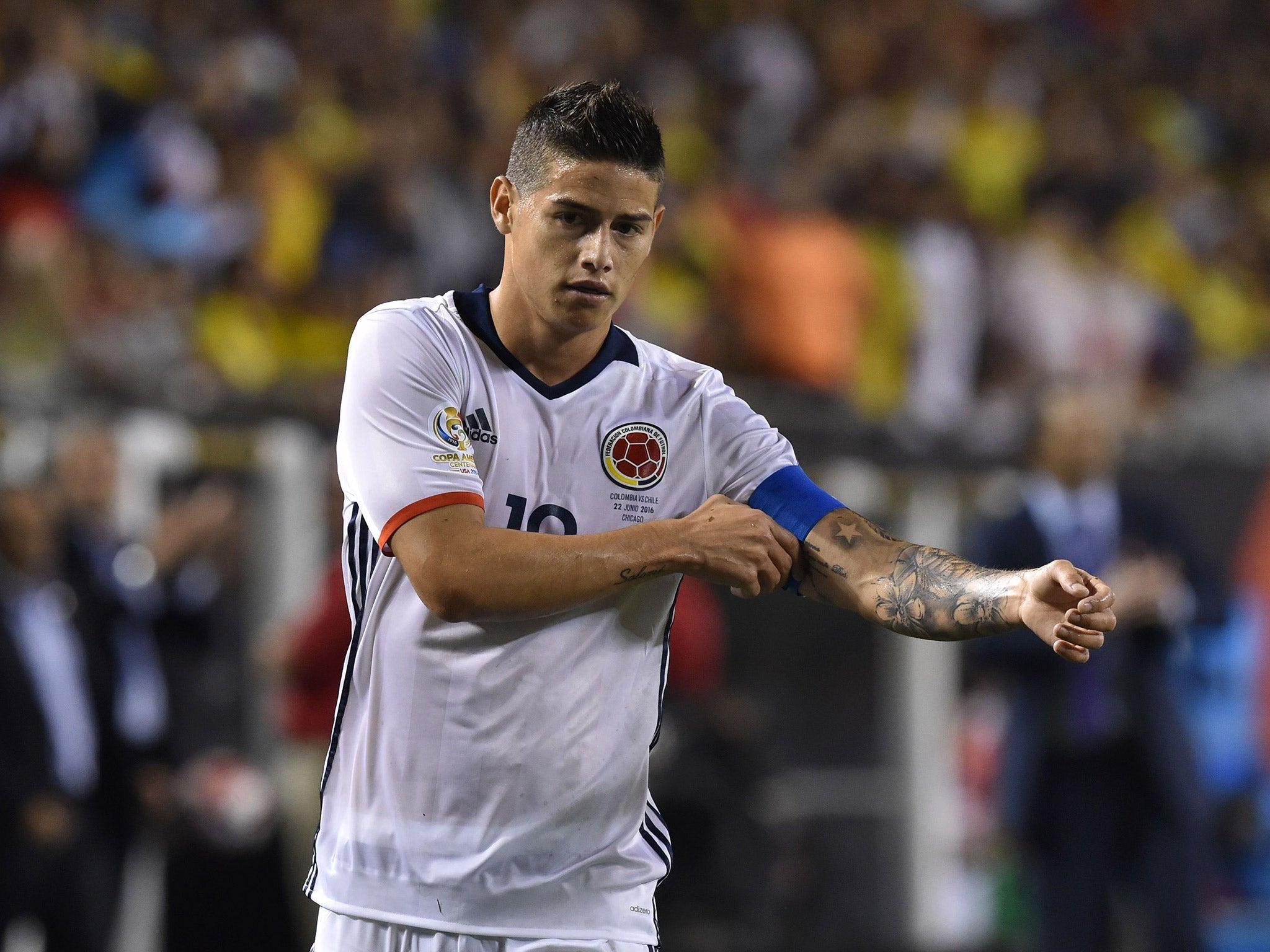 West Ham transfer news James Rodriguez facing plicated Real