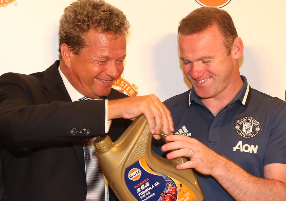 c3146e23fe1 Manchester United  Sponsors milk their cash cow on pre-season tour of China