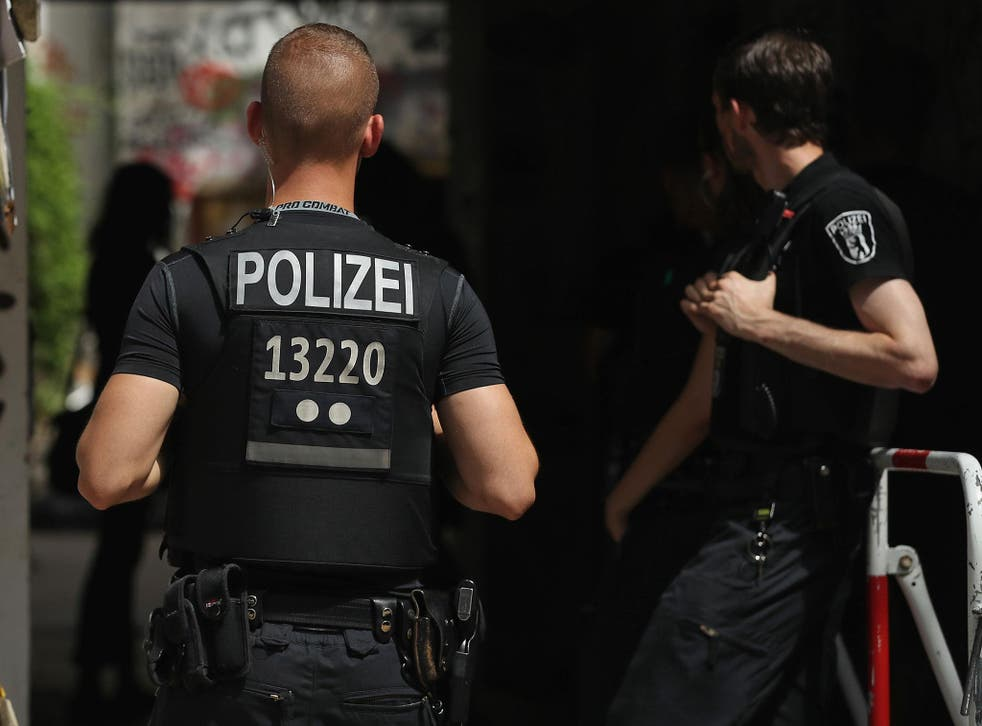 The alleged plot comes as Germany attempts to dismantle jihadi networks across the country