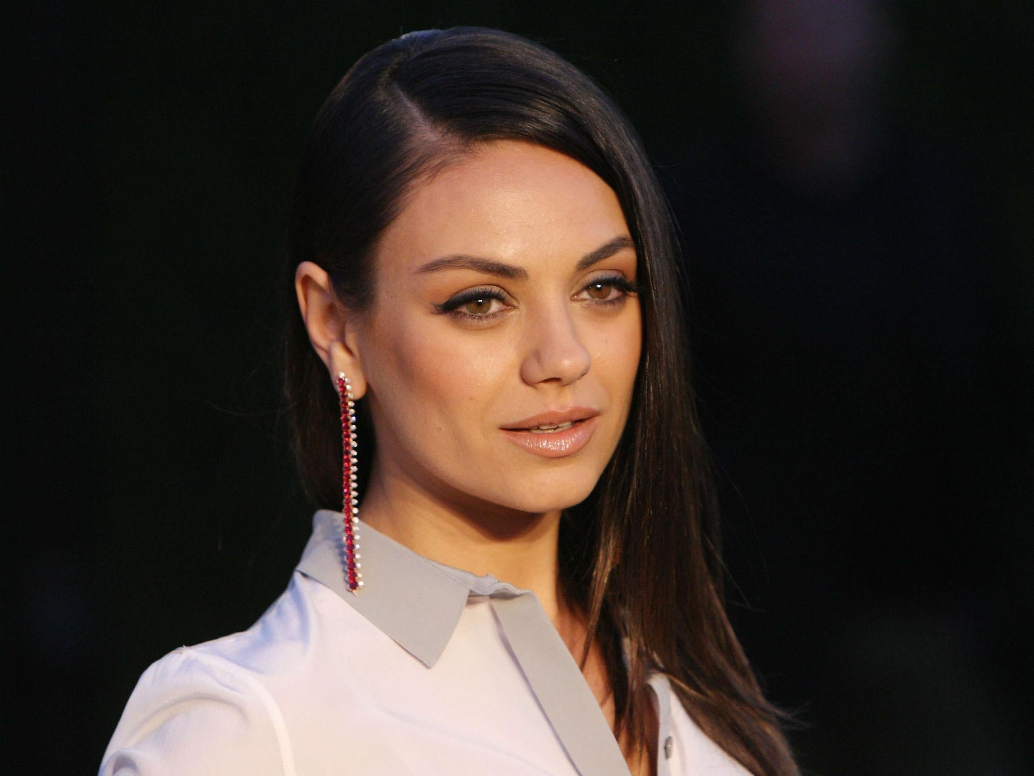 The rules of life for successful moms: Mila Kunis