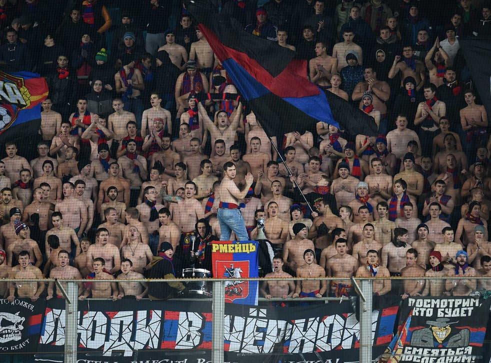 CSKA Moscow will be in the Champions League next season