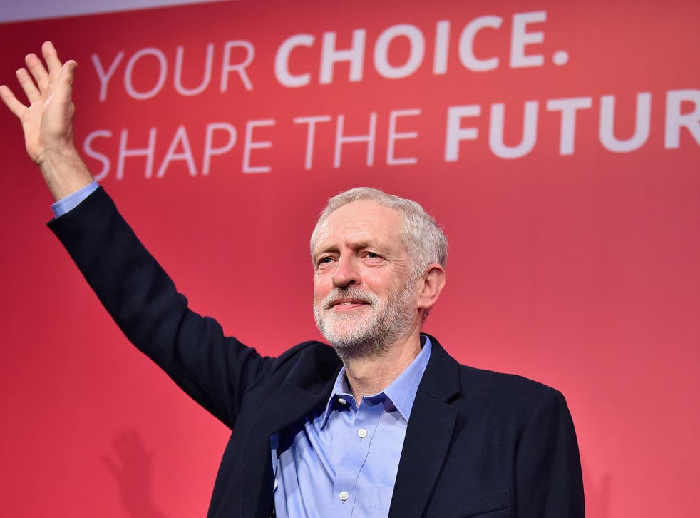 Jeremy Corbyn says he will offer the 'hand of friendship' to MPs who have quit the Labour frontbench but insists the PLP must respect the result of the leadership election