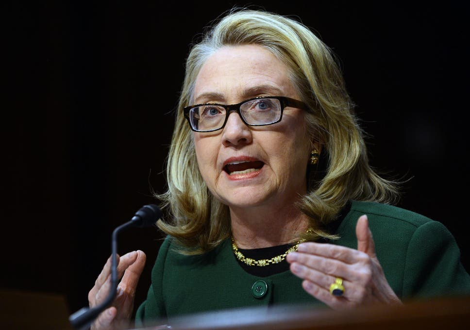 why did hillary clinton ask what difference does it make the
