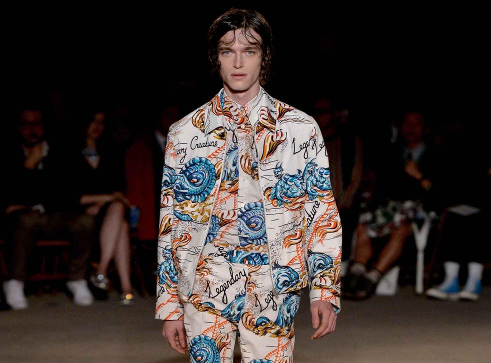 Alexander McQueen's seaworthy stitches for Spring/Summer 2016