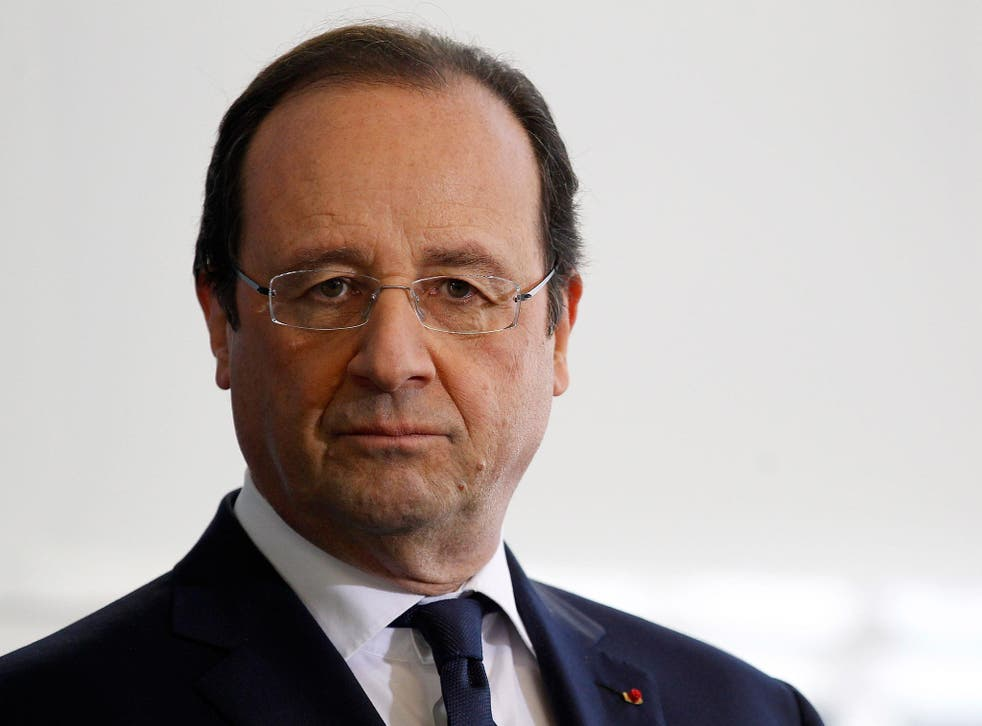 French President Francois Hollande has said the UK cannot access the EU free market without accepting the free movement of people