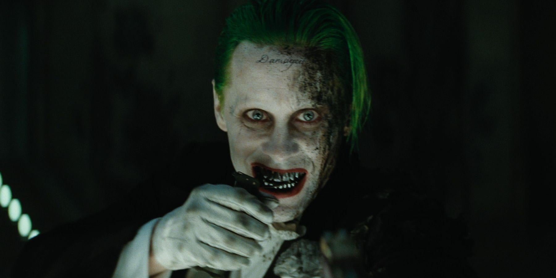 Suicide Squad: Every known deleted scene featuring the Joker | The Independent | The Independent