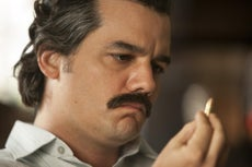 Narcos actor Wagner Moura on life after Pablo Escobar: 'I feel relieved, I'm free'