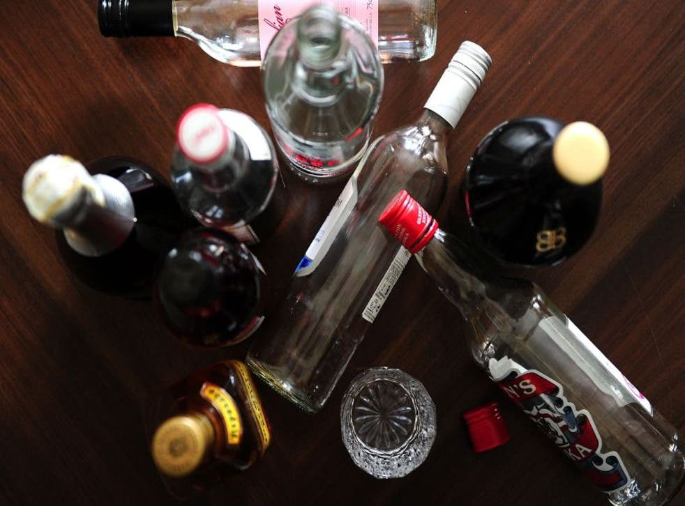 The Local Government Association (LGA) said drinking the alcohol could lead to vomiting, blindness, or kidney and liver problems.