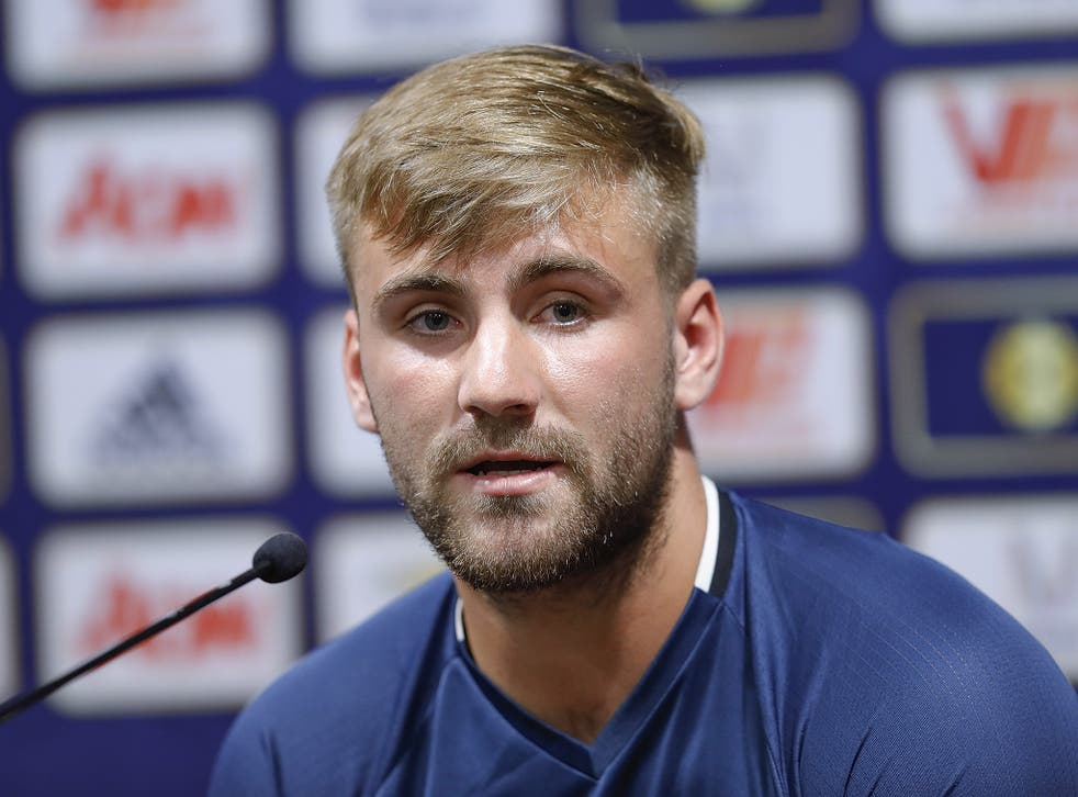 Luke Shaw feels stronger than before his injury