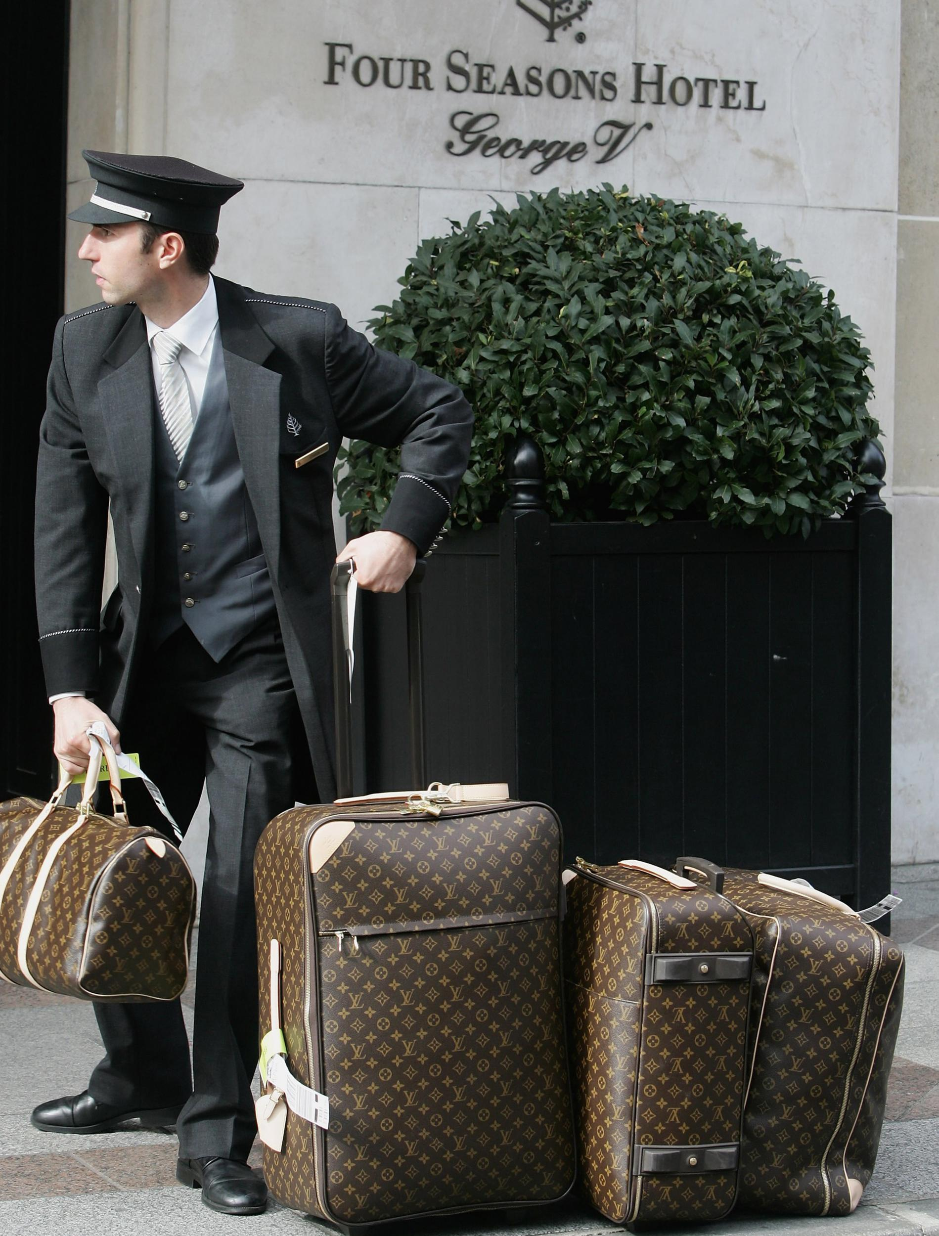 Mark Newson s redesign of Louis Vuitton luggage is a traveller s dream  86db1f9c25a25