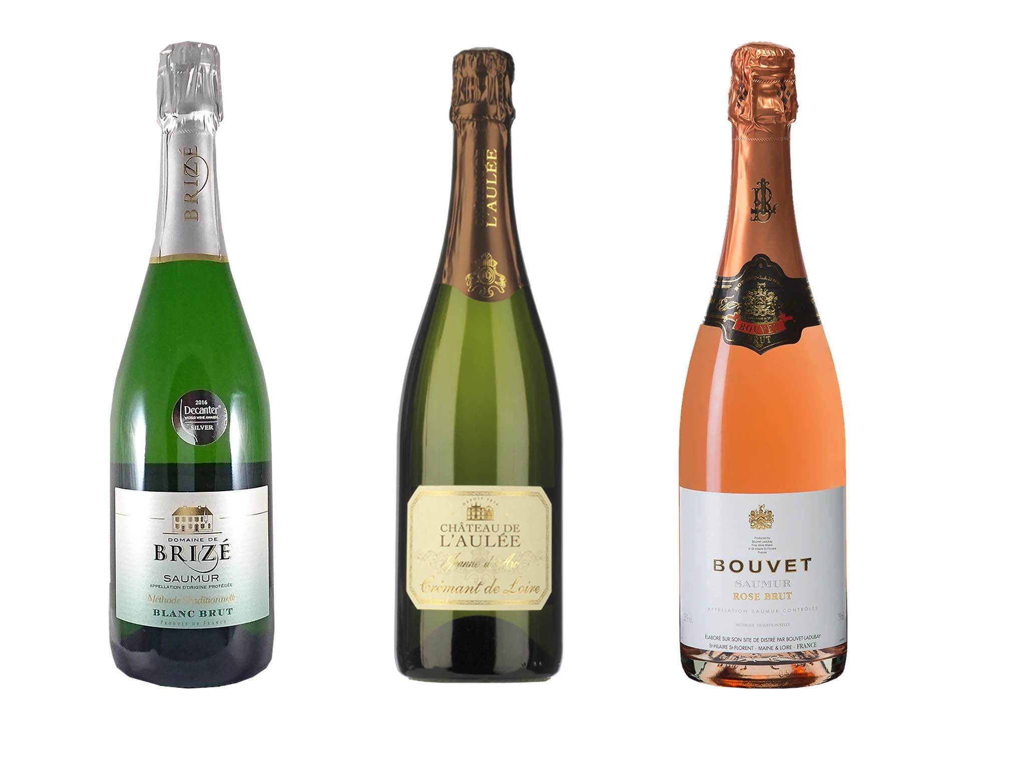 Wines of the week three french alternatives to champagne for Cuisine wine