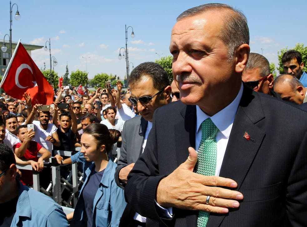 Turkish President Recep Tayyip Erdogan's threat to bring back the death penalty has meant he has clashed with EU leaders