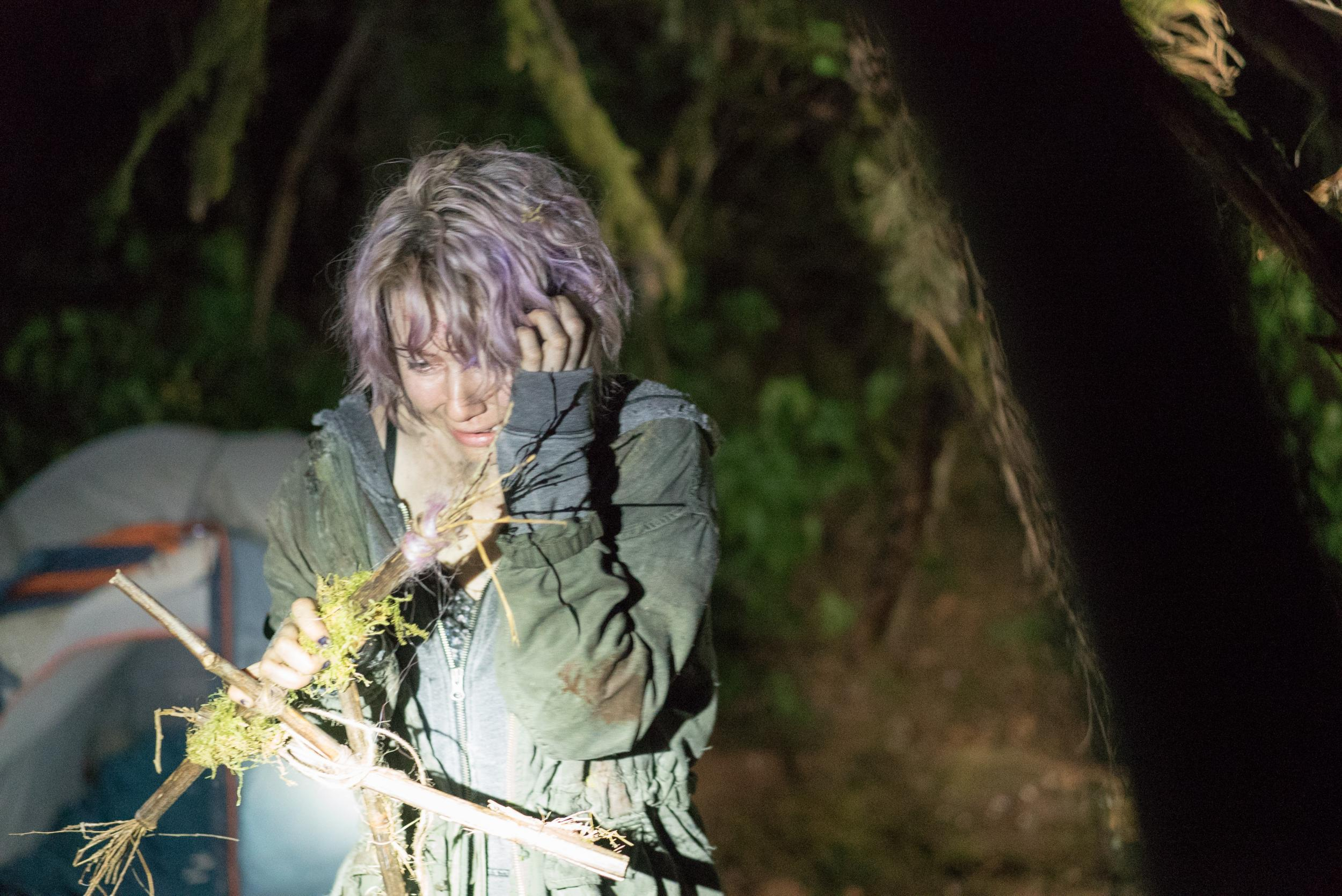 Comic Con 2016: New horror film The Woods revealed to be a secret Blair Witch sequel - watch the trailer