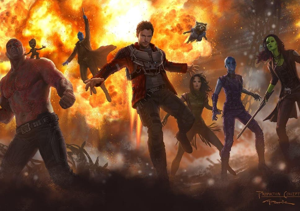 guardians of the galaxy vol 2 star lord s father revealed the