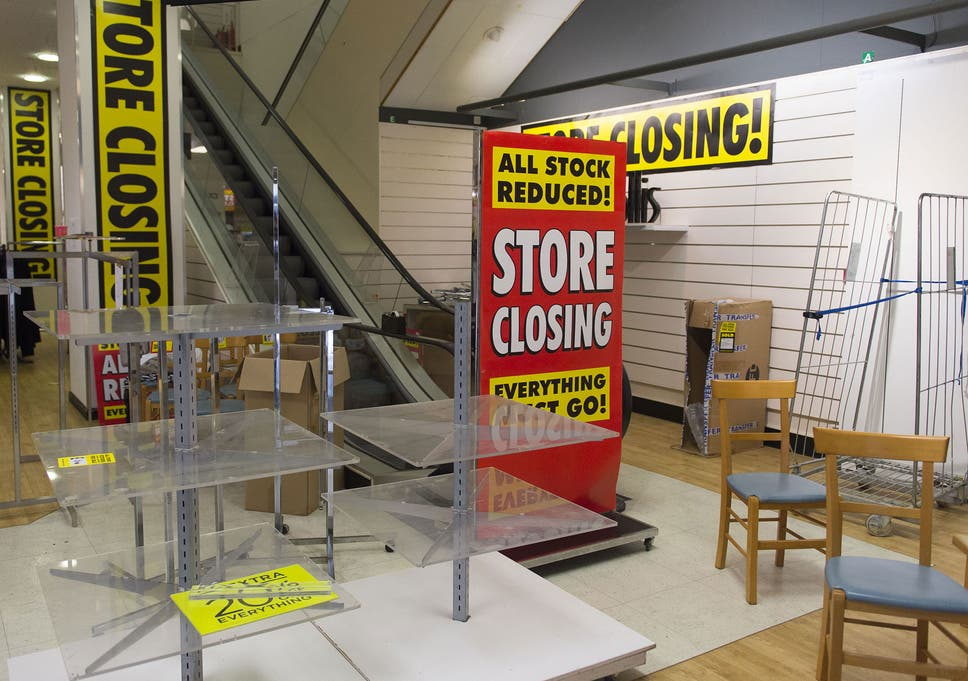 76092d66 BHS (British Homes Stores) store - Some employees will be kept on as the