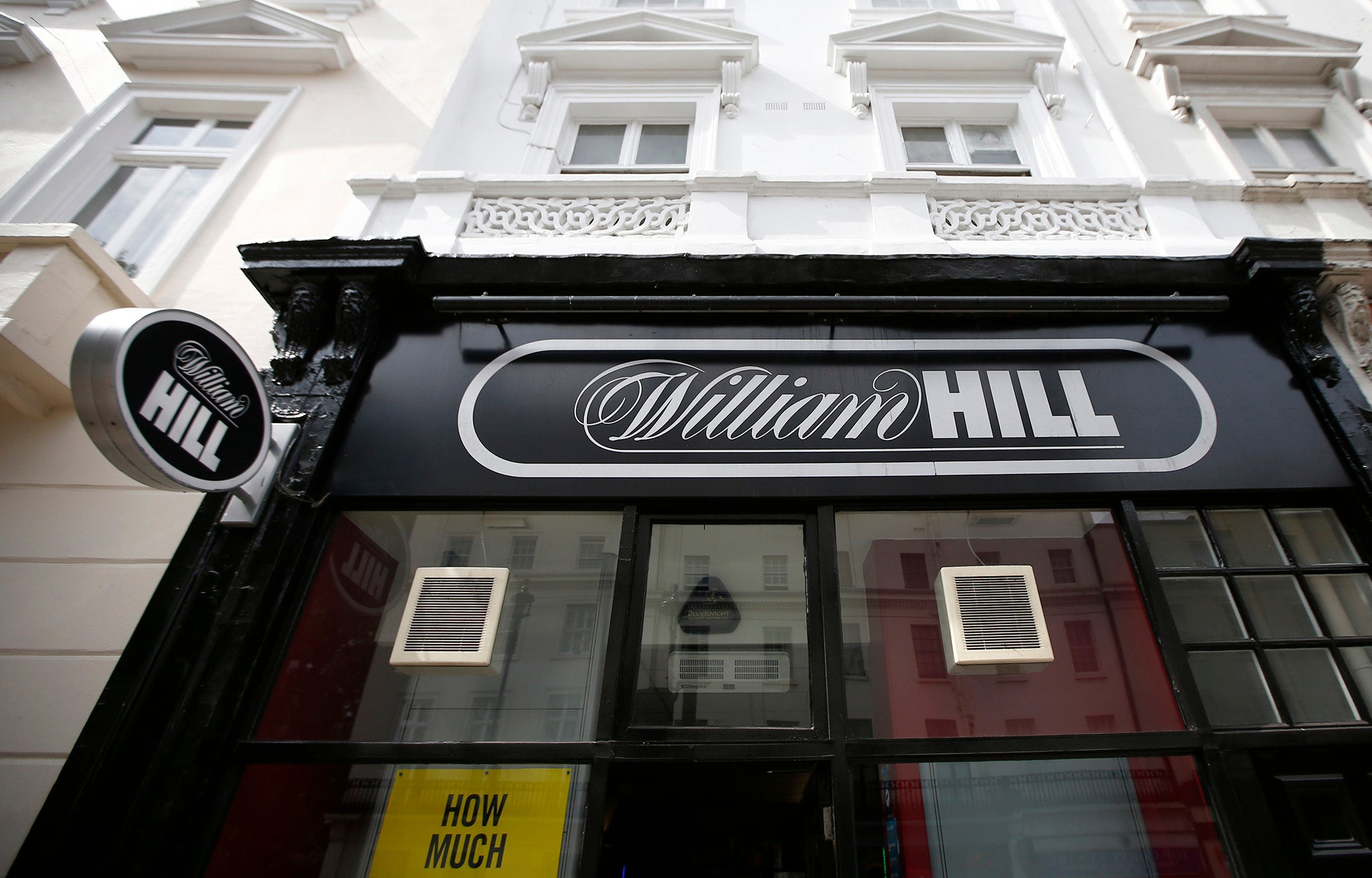 William hill refinancing american culture gambling