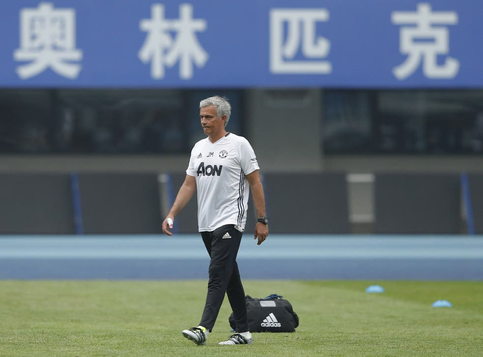 Manchester United's chaotic tour of China ended with their match against Manchester City being cancelled