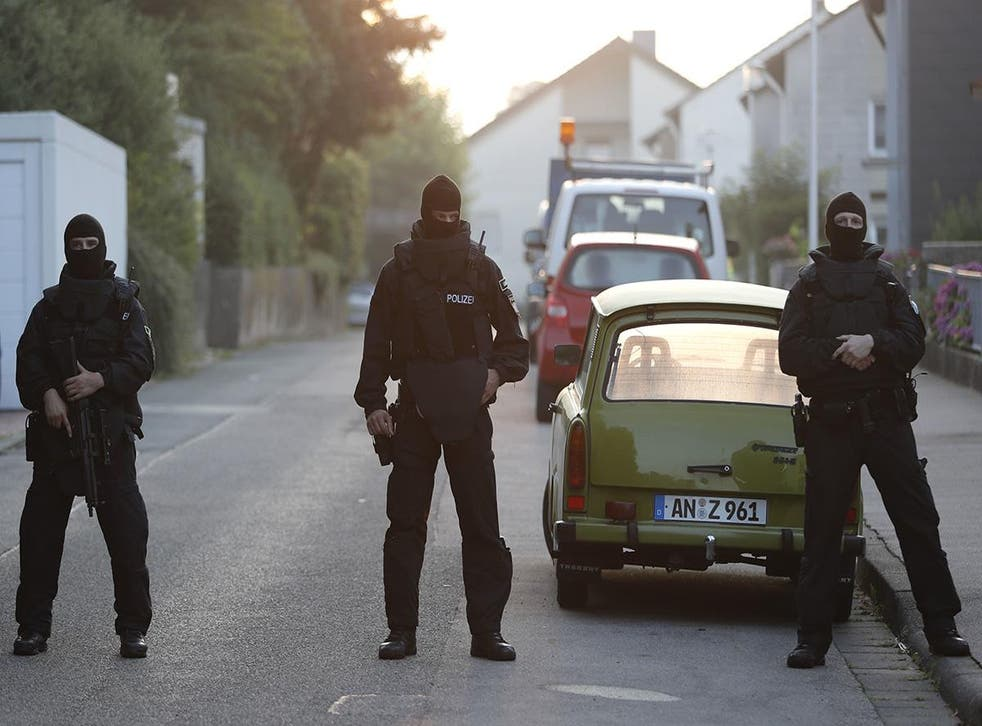 The suicide bombing in Ansbach came in the wake of an axe attack by a 17-year-old Pakistani asylum-seeker, the killing of nine people by a German Iranian in Munich and the hacking to death of a woman with a machete in Reutlingen by a Syrian refugee