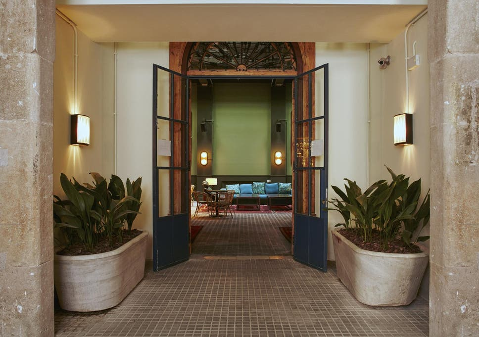 Hotel Review Casa Bonay Barcelona The Independent