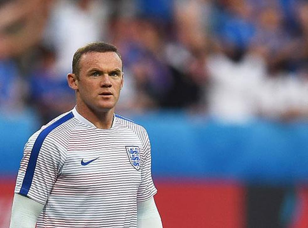 Wayne Rooney will have to wait to find out what Sam Allardyce has in store for him (Getty)