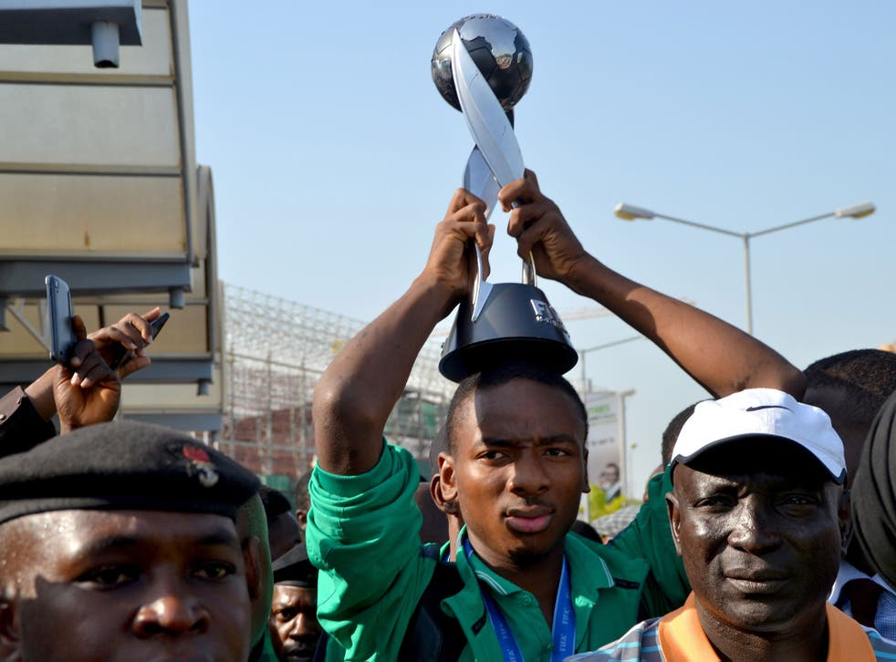 Kelechi Nwakali has captained Nigeria U20s
