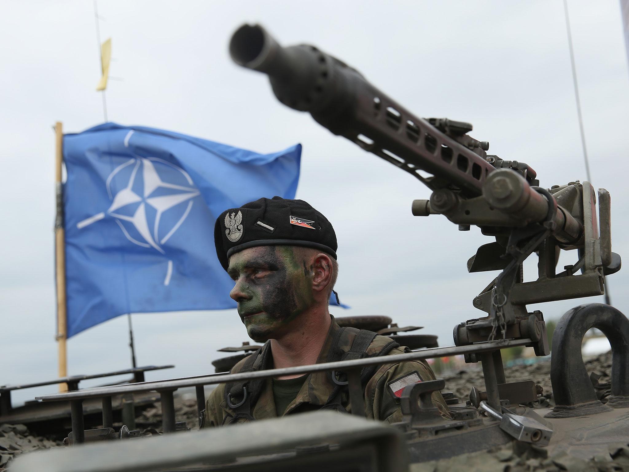 Image result for NATO POLAND