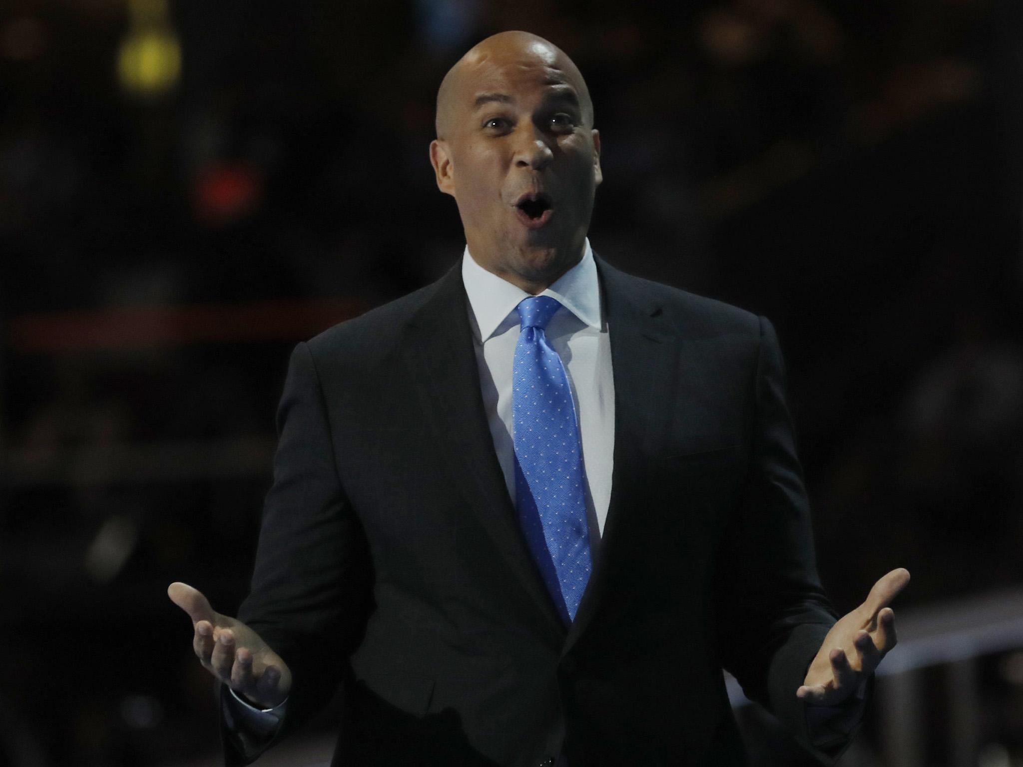 Cory Booker just proved he's the one to watch in the Democratic presidential nominee contest