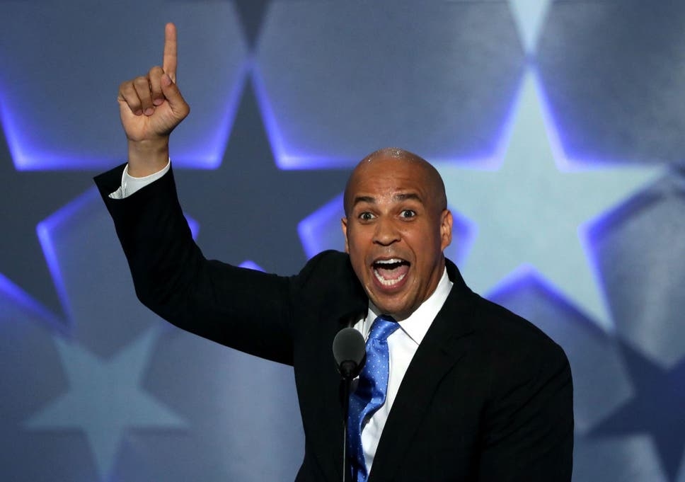 DNC 2016: Cory Booker dazzles as a star of the future with