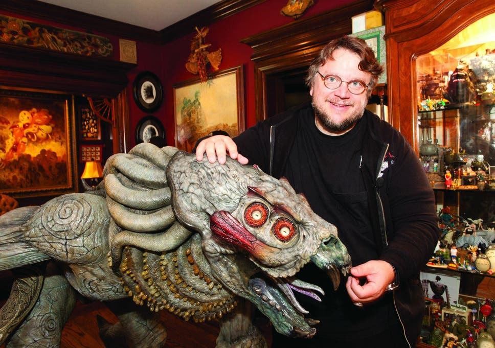 Guillermo Del Toro Making Horror Series For Netflix The Independent