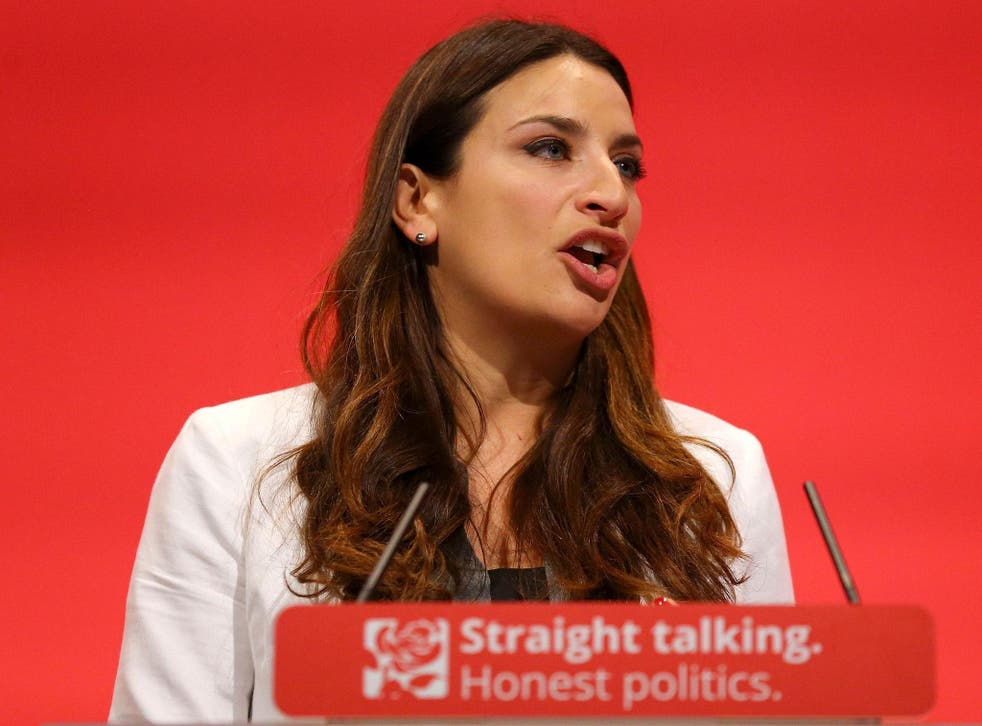 Labour MP Luciana Berger said Theresa May's 'cuts are harming mental health services'