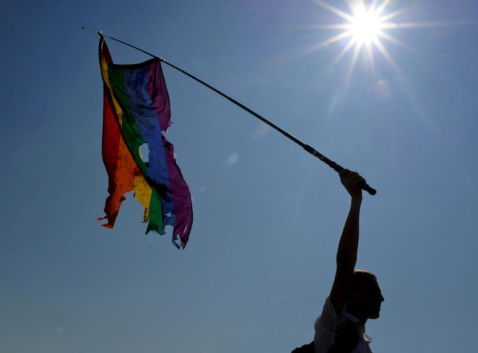 Gay men in Chechnya are regularly abused by the police and the victims of honour killings
