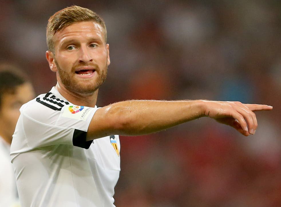 Shkodran Mustafi has played for Valencia for the last two seasons