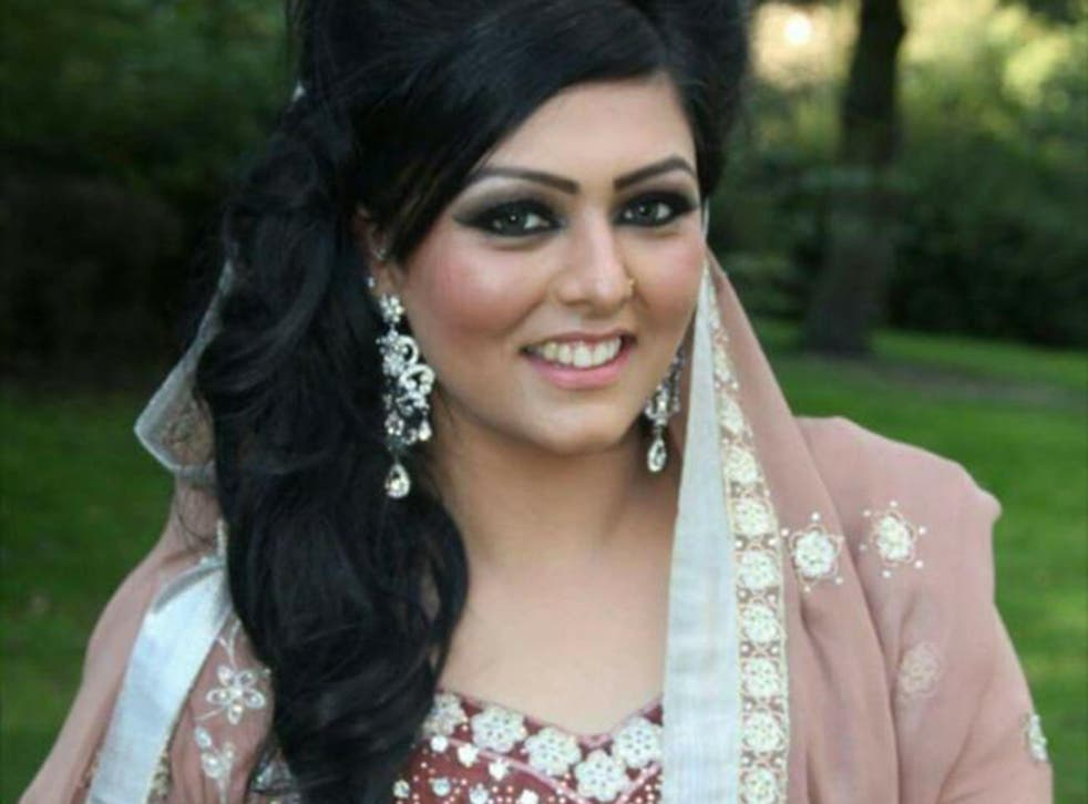 Samia Shahid died while visiting relatives in Pakistan