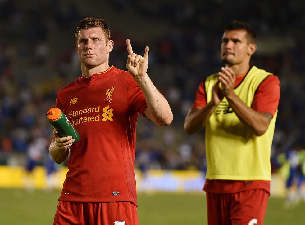 James Milner could be about to get a new role at Anfield