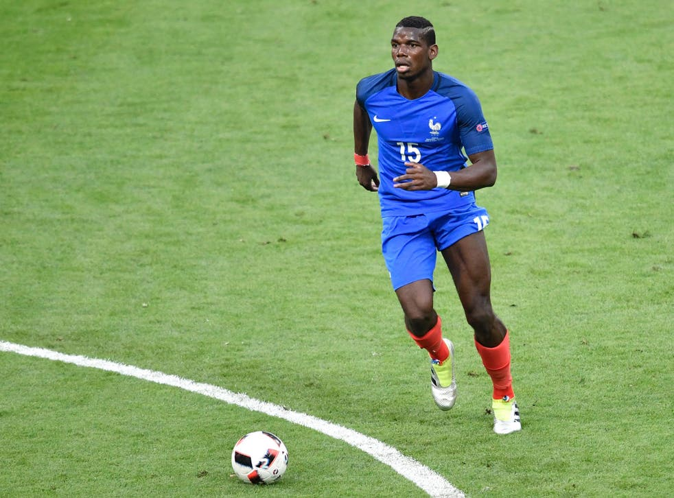 Paul Pogba endured a mixed Euro 2016 campaign for France