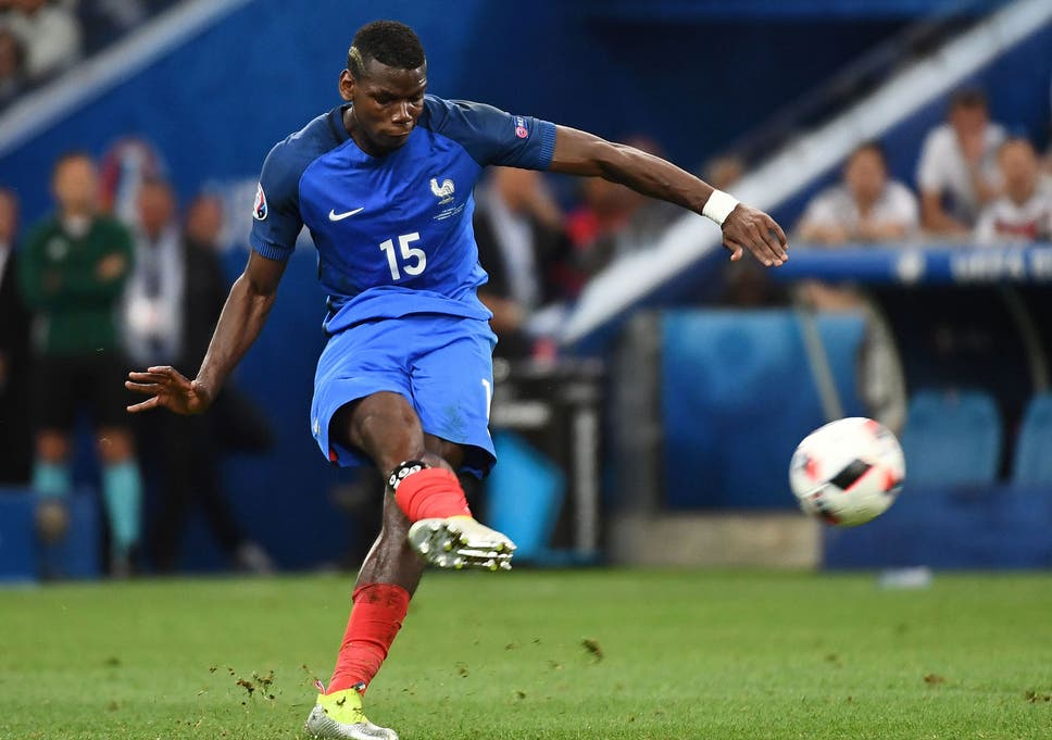 f5f3b8ceebb Paul Pogba to Manchester United  Midfielder  completes move  but ...
