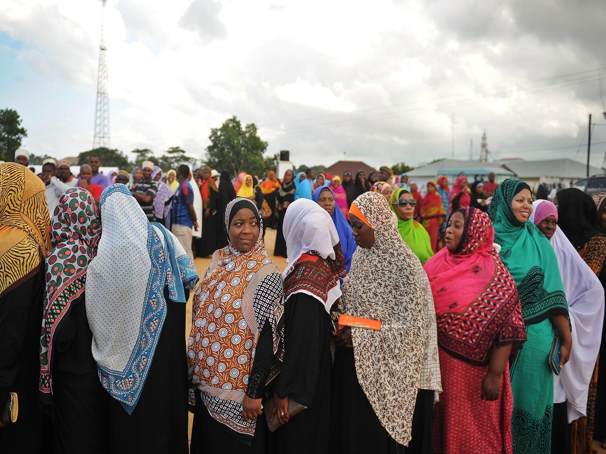 Tanzania dating ladies