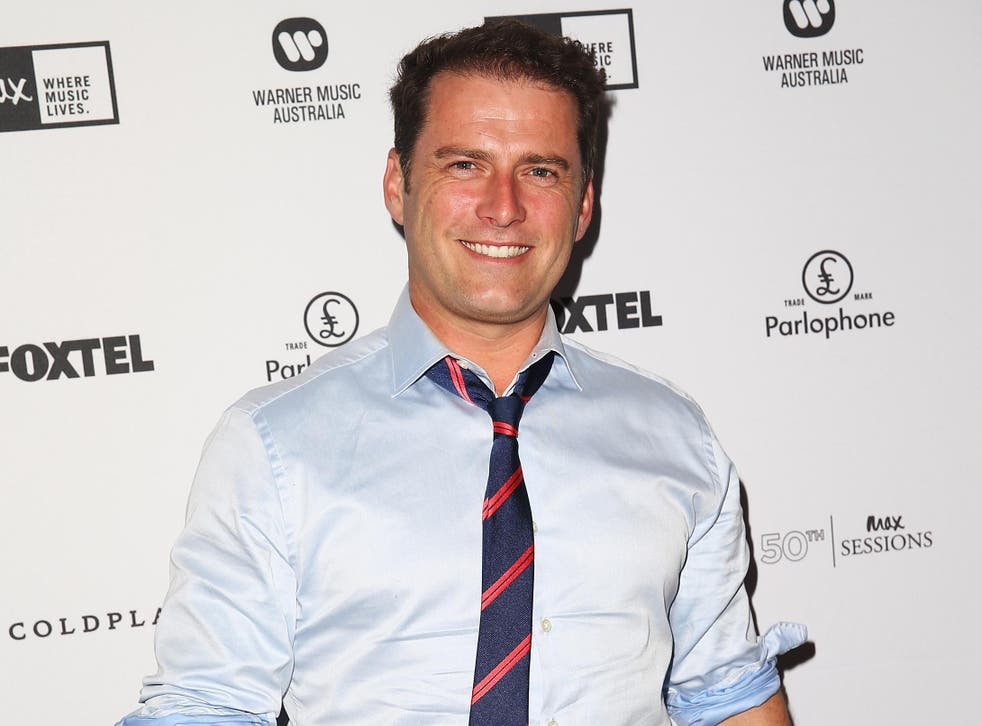 Stefanovic issued a three-minute-long apology, stating he was 'very, very wrong' to think transgender people would find his remarks funny
