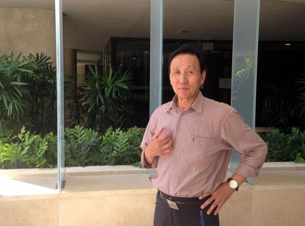 Mr Pae told police he hadn't slept for 11 days before the incident. He and his wife were in Hawaii celebrating their 40th wedding anniversary