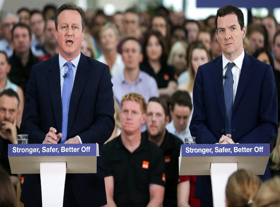 George Osborne has been recommended for a companion of honour award