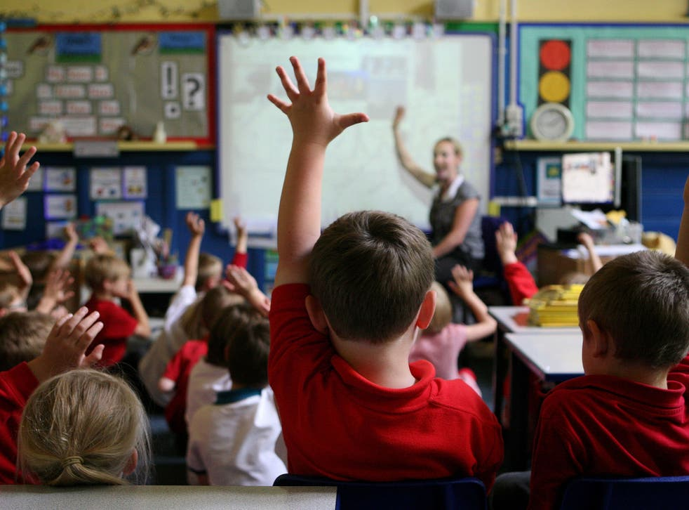 Eight per cent less girls than boys failed to reach the basic standard set by the government