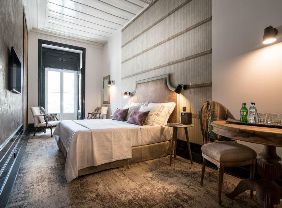 AlmaLusa is one of Portugal's new wave of smart, boutique boltholes