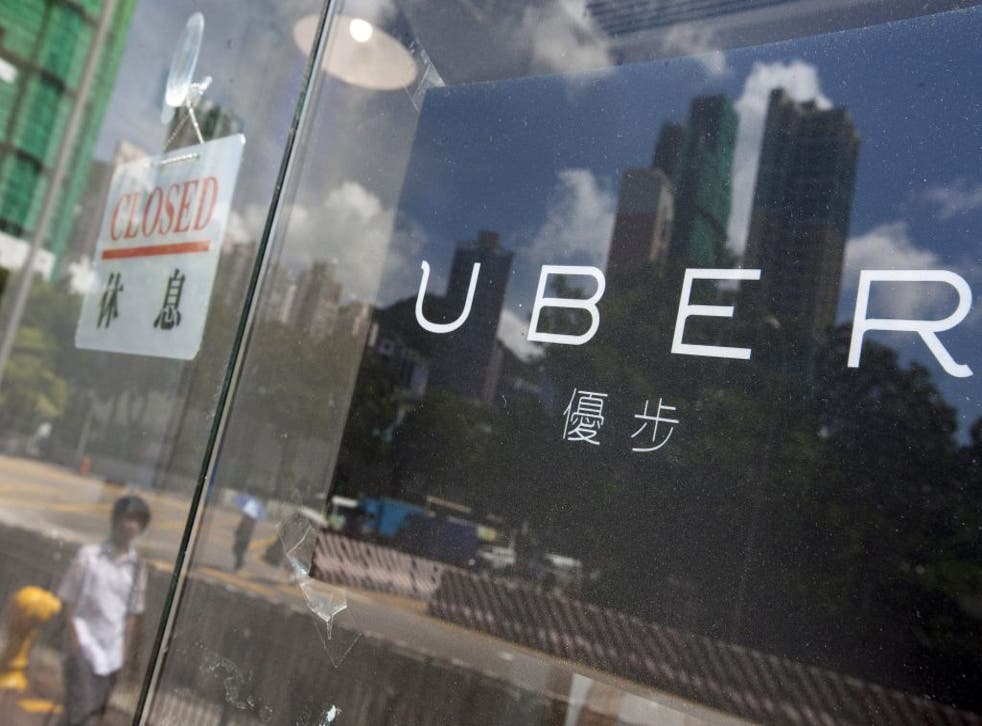 The rise of Uber is just the first step in an economy dictated by self-employment