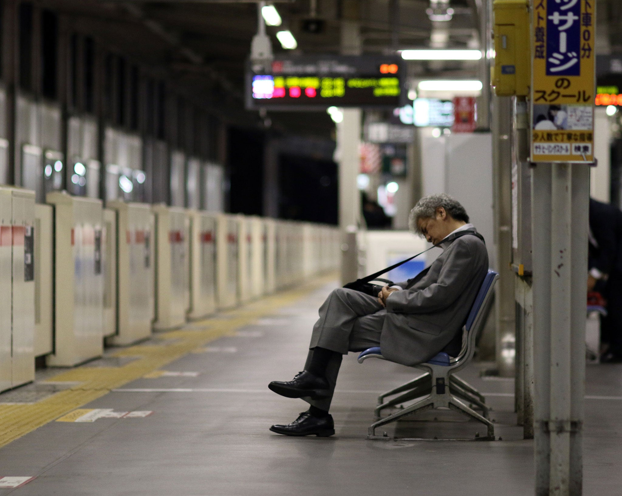 32,000 people in Japan turned 100 this year and the economy can't keep up