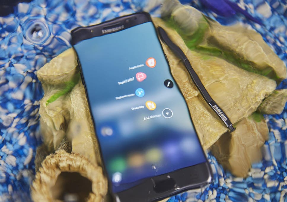 Samsung Galaxy Note 7 Launched With Iris Scanner So That It Can Be