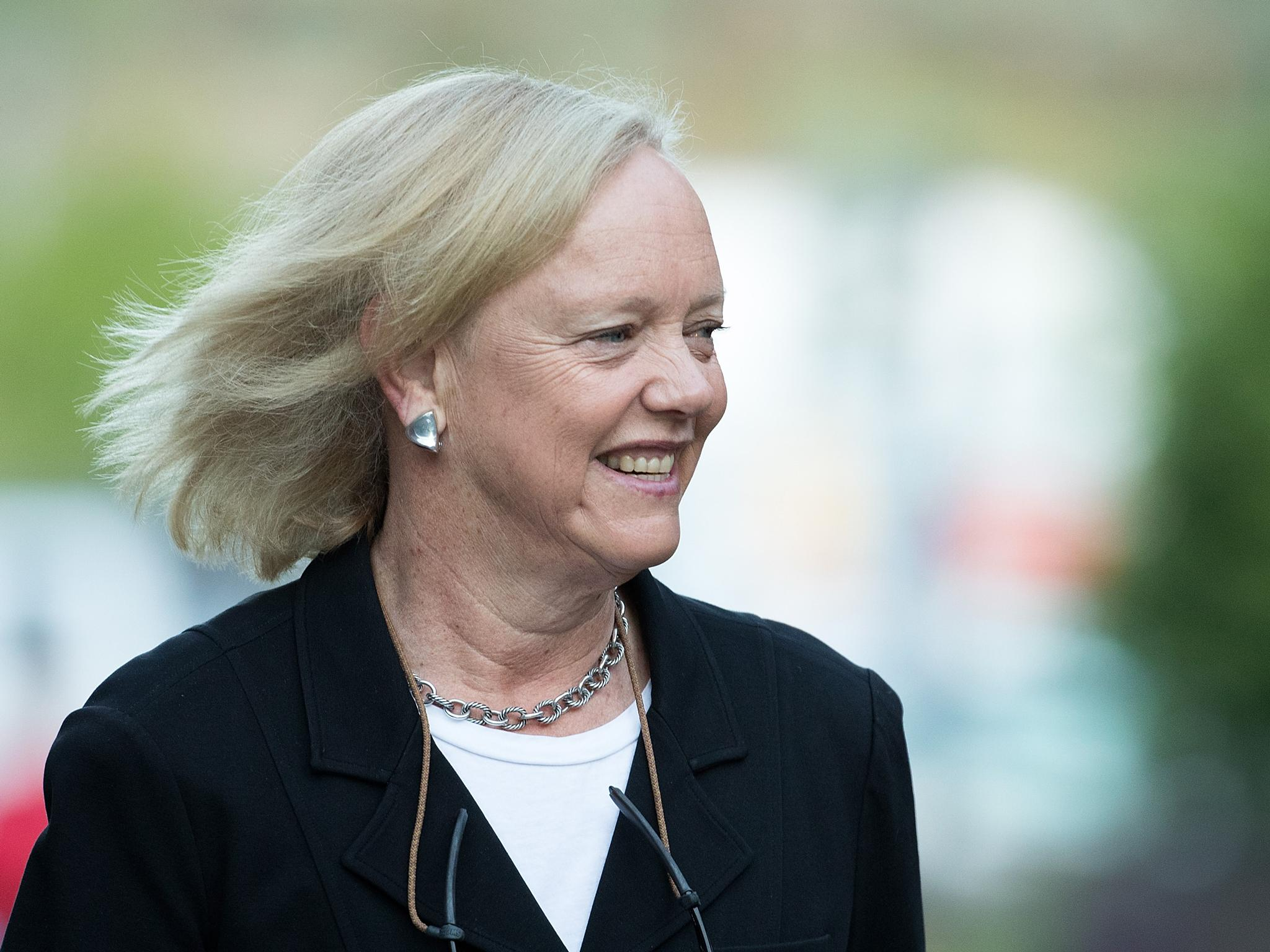 meg whitman and hewlett packard Meg whitman, the former ebay and hewlett packard ceo who was the republican nominee for california governor eight years ago, has crossed the aisle to endorse democrat antonio villaraigosa for the .