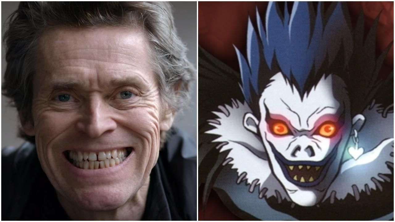 Willem Dafoe cast in Netflix's Death Note adaptation as a ...