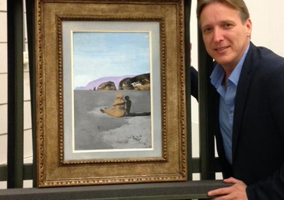 How art detective Arthur Brand recovered two multi-million pound ...