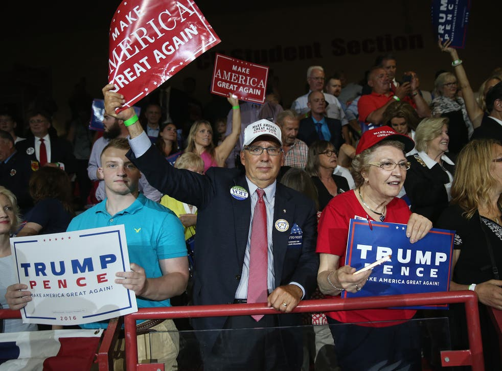 Trump supporters wanted to 'Make America Great Again' - but the government is profiting at the expense of citizens